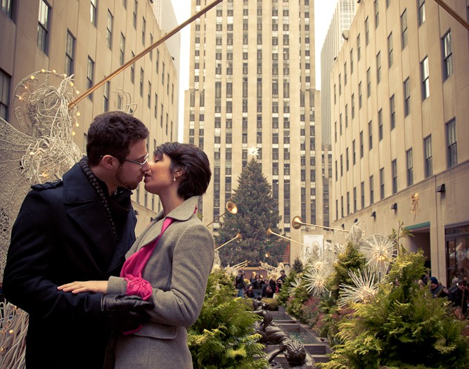 Stella & Brian's Engagement Photos Outtakes & Teasers!