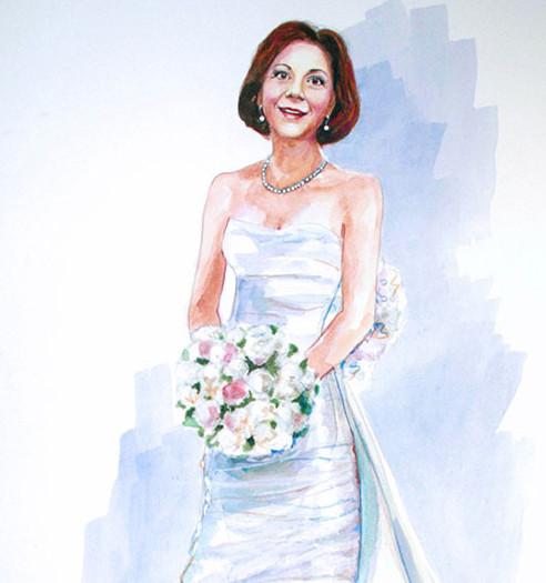 Janet Schulz's Watercolors!